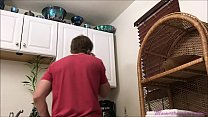 Mother's Unexpected Visit - Brianna Beach - Mom Comes First - Preview - VideoMakeLove.Com