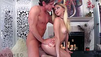 ARCHED  RILEY STAR *ARCHED BACK BEAUTY OILED AN