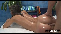 Xxx massage clip pornhub video