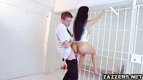 Danny D pounding Aletta Oceans shaved pussy