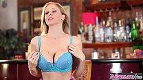 Twistys - Julia Ann starring at The Perfect Bar...