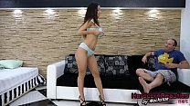 Darcia Lee cock suckin and titty bouncin