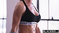 BLACKED Nicole Anistons UNFORGETTABLE 1ST IR - 9Club.Top