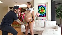 Pregnant babe Indica Monroe has rough hookup with Bryan Gozzling tumblr xxx video