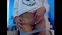 Fabulous Young Brunette on Webcam Free Porn b1 xHamster Vorschaubild