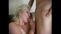 Mature Mom Lena with young guy thumbnail