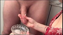 www.Carmen-Cumtrol.com: 6 cumshots on an ashtray