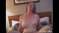 Blondie works ramrod in all her holes during hardcore xxx porn thumbnail