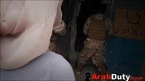 Image: Arab Whore Sucks & Fucks Soldiers