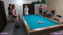 Kinky Billiards 10min Preview - Feisty.XXX pornhub video