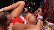 Eve was waiting for the cock under the tree with the surprise in her pussy thumbnail