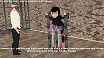 Hotel Transylvania Mavis Kidnapped And Get Electric Torture And Spanking On Ass.jpg