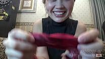 犬嗅ぎ母乳ママ ②菜月の染みパンツ 編(フェ血ス)