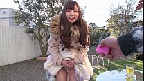 Remote controlled asian babe 01 - Yuria Mano video
