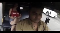 Hot Indian Housewife Forced By Driver