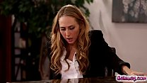Channel Heart tribbing with Carter Cruise - 9Club.Top