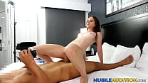 19yo Texan beauty pounded during wild casting audition