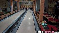 Foursome Fucking in Bowling Centre [성매매 money]