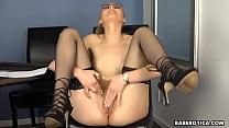 Sexy pornstar Alexa Grace  toy masturbation