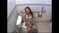 Anal in The Bathroom Chrissy Moon