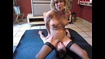 Milf pee on slave thumbnail
