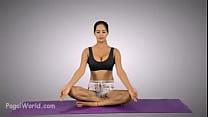 Poonam Pandey Hot Style Yoga