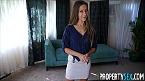 Property Sex - Desperate real estate agents fucks on camera to sell house preview image