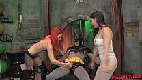 GoGo Girls VS Batman SARAH DIAVOLA, LANCE HART, ARIEL KAY