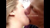 Mandy Kissing Video 5