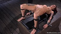 Busty redhead beauty pussy tormented tumblr xxx video