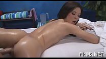 Teen angel shows her love for dick of her friend