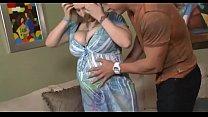 Pregnant big tits milf rough fucking video