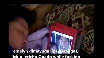 Emelyn dimayuga Lipa batangas licks Jericho quado