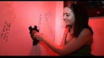 Two Girls First Time Visit At Gloryhole preview image