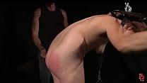 Pain slut in heaven. BDSM bondage sex movie. preview image