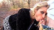 18731 Baise en extérieur pour Karina, une milf beurette très très chaude preview