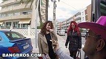 BANGBROS - Nacho Takes Over the Bang Bus in Spain (bb13915) thumbnail