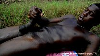 Abu Black - monster dick from Hammerboys TV