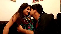 Nangi Bhabhi Doing Romance with Student14874117...