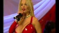 Sabrina Sabrok Hot RockStar Biggest Boobs in the World, Live Shows