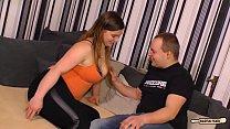 HAUSFRAU FICKEN - Amateur sex with German BBW h...
