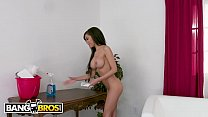 Young and Skinny Latin Maid Shay Evans Gets Down To Work... On My Cock! ‣ Pawg ml thumbnail