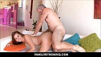 17075 Latina Step Daughter Ariana Grand Fucked By Dad preview