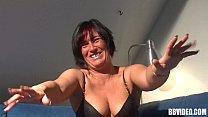 Pierced German milf toying her snatch Vorschaubild
