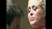 UK Slut Rebecca Smythe fucked in a warehouse