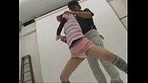 Spycam Fashion Model Tricked Into Grope Golf [속임수 플레이 tricked]
