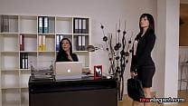 Bigass office babe getting orally pleasured pornhub video