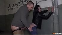 PORN AUDITION ON THE STREET (PART 1) Thumbnail