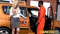 Fake Driving School Big black cock goes deep into Amber Jayne [페이크 택시 fake taxi fake driving]