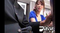 家庭教師がノーブラ巨乳でおっぱいポロリ!DSKM-057